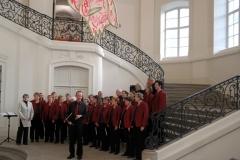 Singen im Landhaus Dresden 1
