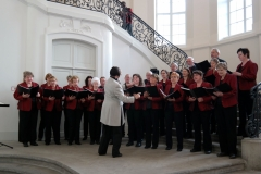 Singen im Landhaus Dresden 3